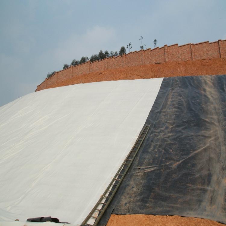复合土工膜的铺设主要包括的内容