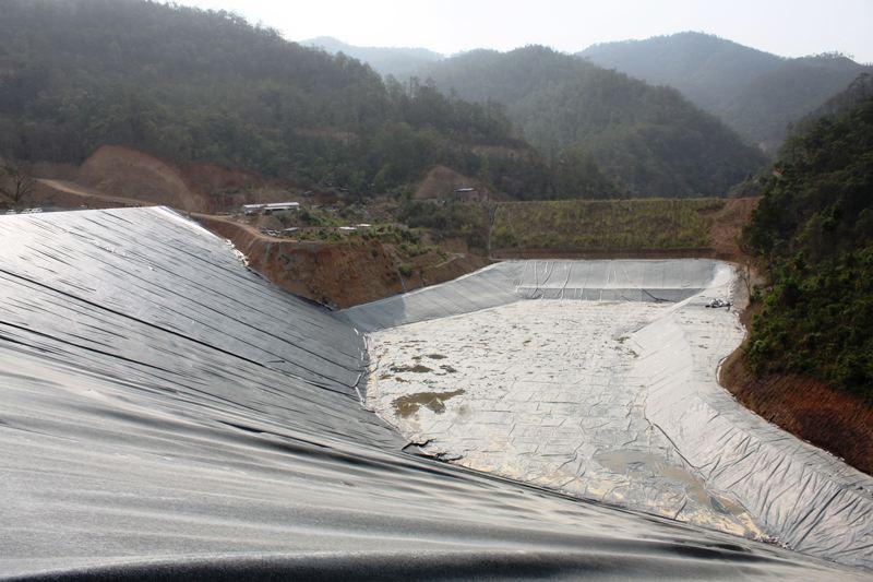 焊接连接在尾矿库防渗工程中的具体应用