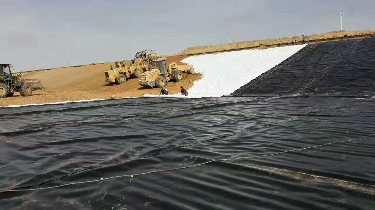 土工布膜技术用于渠道工程中施工难点控制
