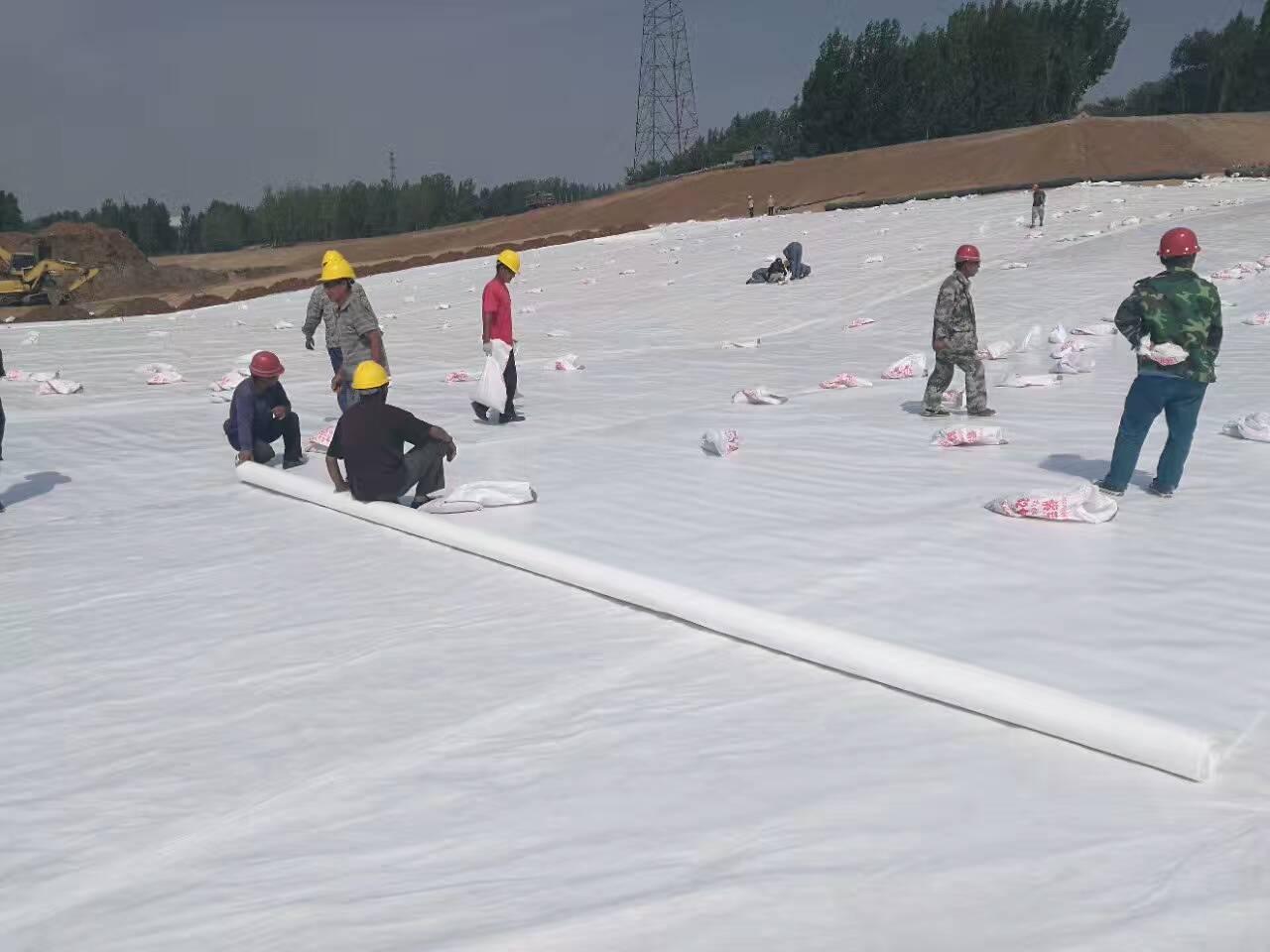 水库防渗加固中影响土工膜厚度的主要因素?