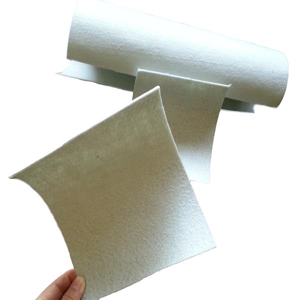 一些常见的土工布应用案例及工艺
