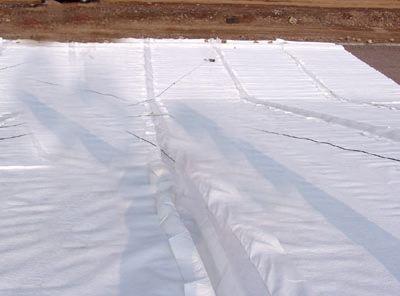 复合土工膜对完成焊接后如何检验
