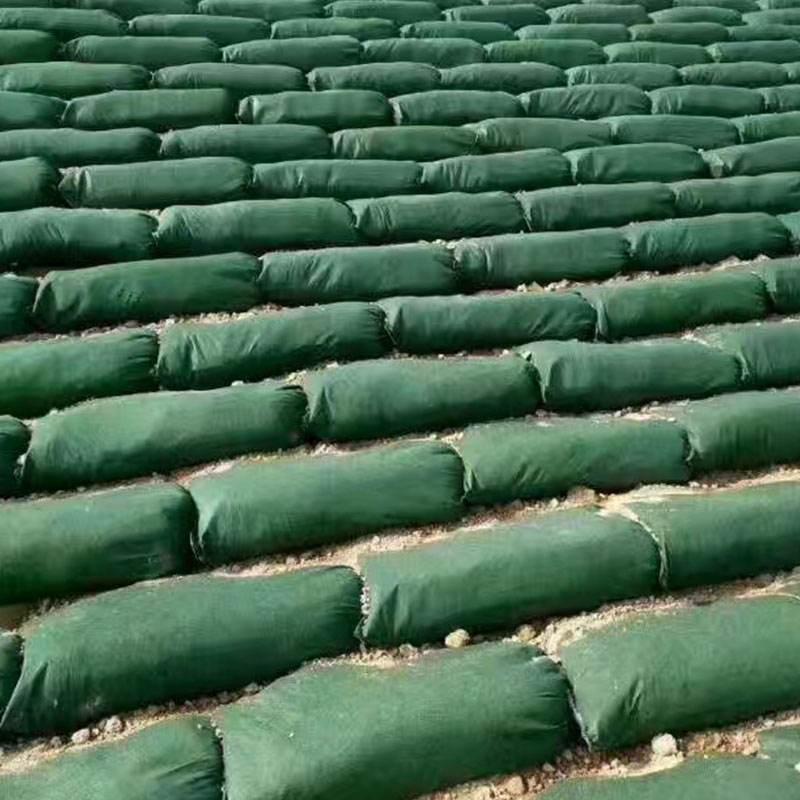 生态袋在特殊的地理环境和地质条件下应用