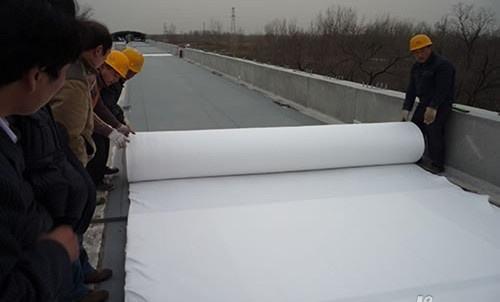 公路土工格栅施工