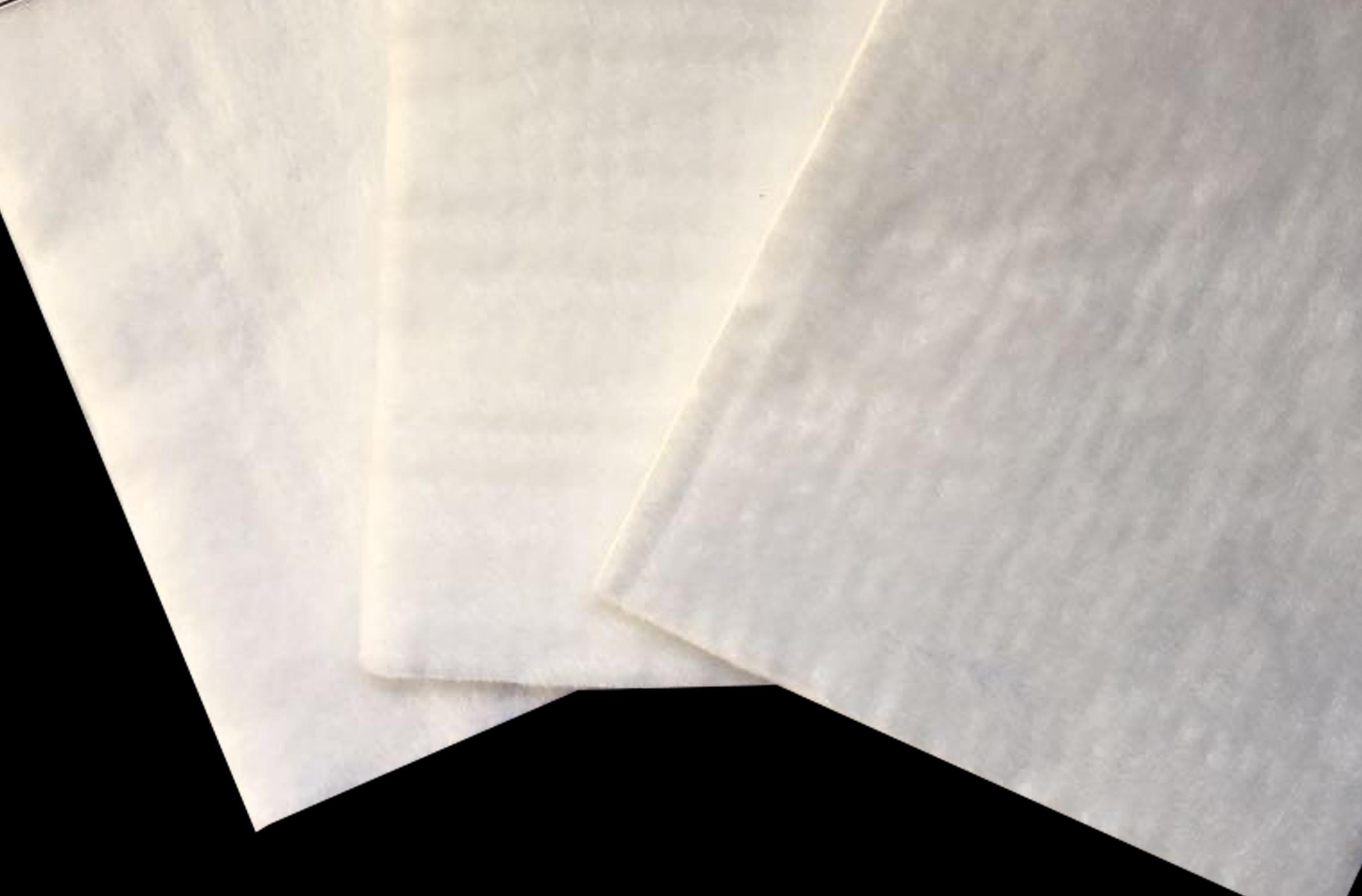 两种常用机织土工布的类型