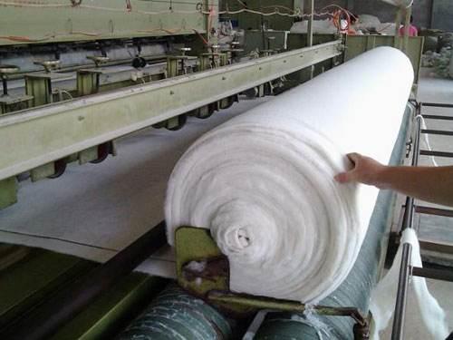 土工布厂家非织造土工布的生产技术