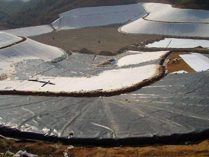 尾矿库中常用人工防渗衬层防渗材料的选择