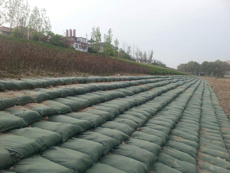 降雨量对生态袋护坡治理期产生的影响
