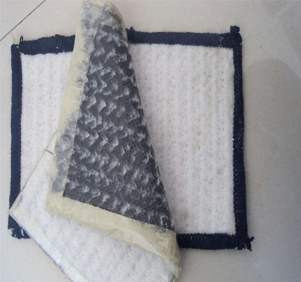 天然钠基膨润土防水毯(垫)的防渗机理及特点