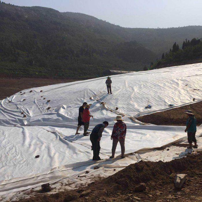 非织造土工布的应用及其关键技术进展